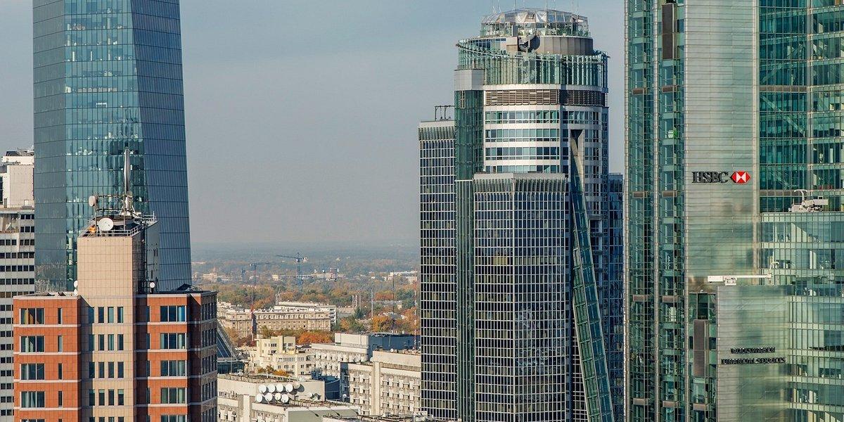 Globalworth Poland przeprowadza się do Spektrum Tower