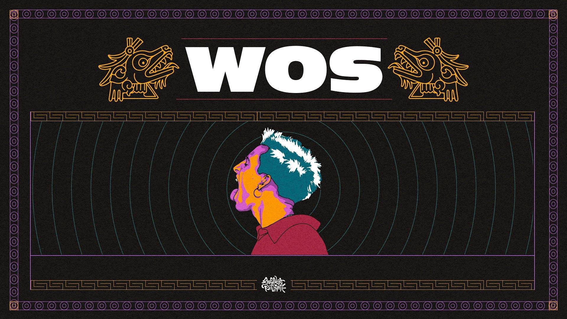 """Wos llegará por primera vez a México con """"Caravana"""", su álbum debut"""