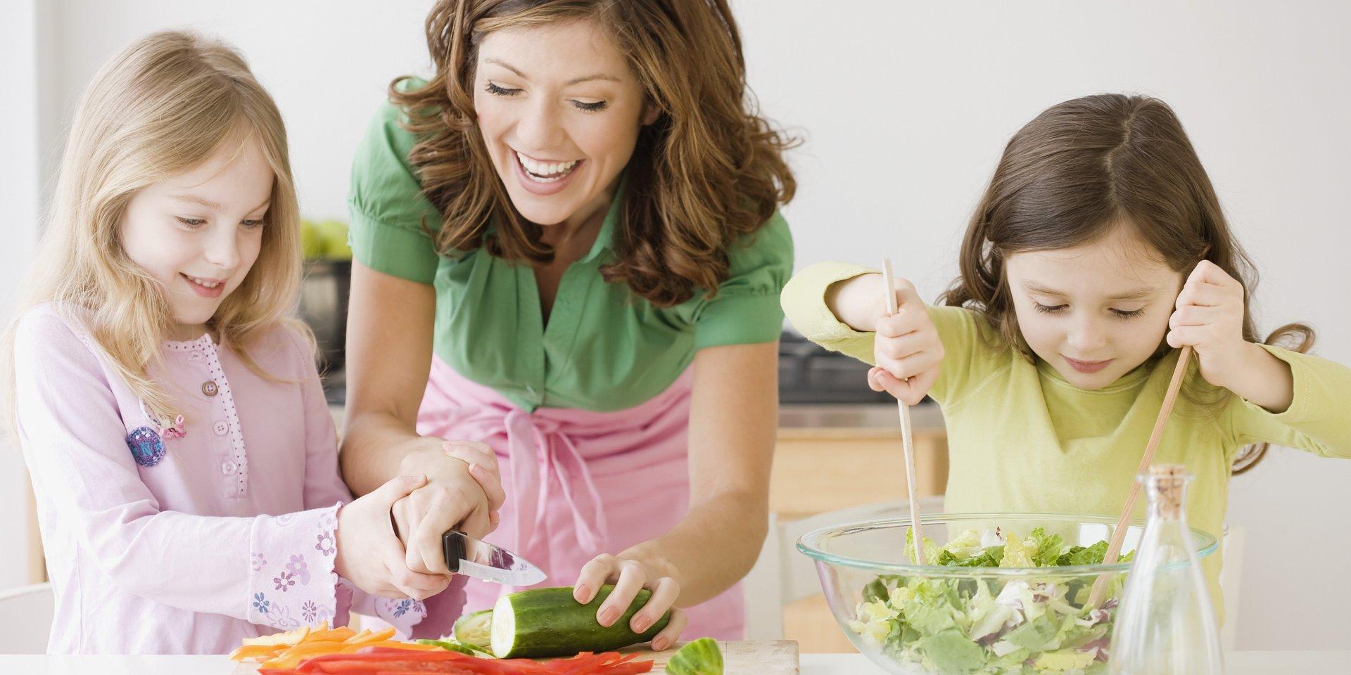 Cozinhe com amor e surpreenda a sua Mãe