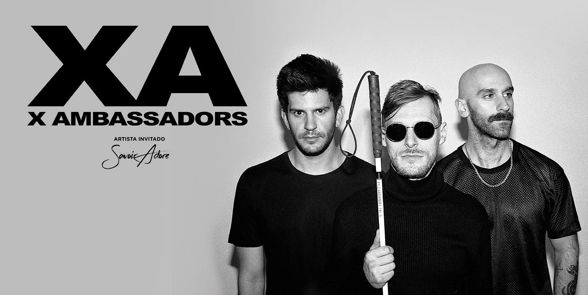 "X Ambassadors regresan a México con la gira ""Orion Tour"""