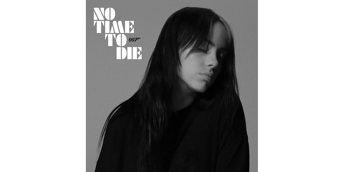"Billie Eilish prezentuje ""No Time To Die"""