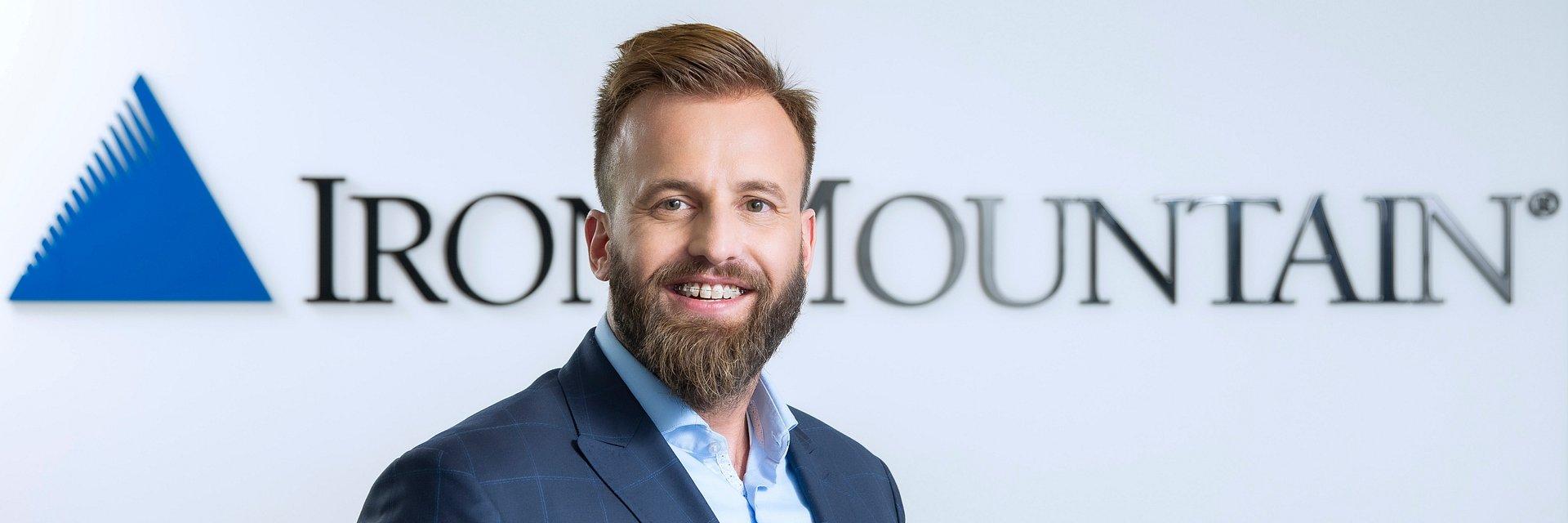 Marcin Mandryk nowym kierownikiem wykonawczym w obszarze produktu i efektywności sprzedaży