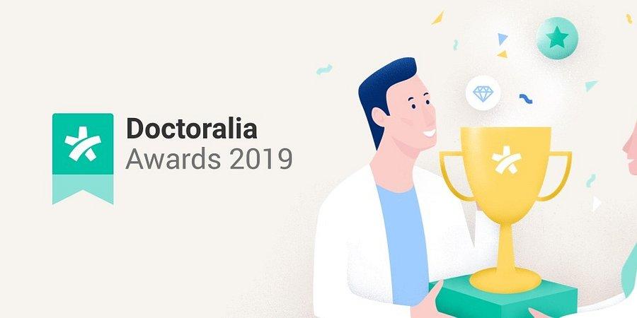 Arrancan las votaciones de los Doctoralia Awards 2019 con más de 400 nominados