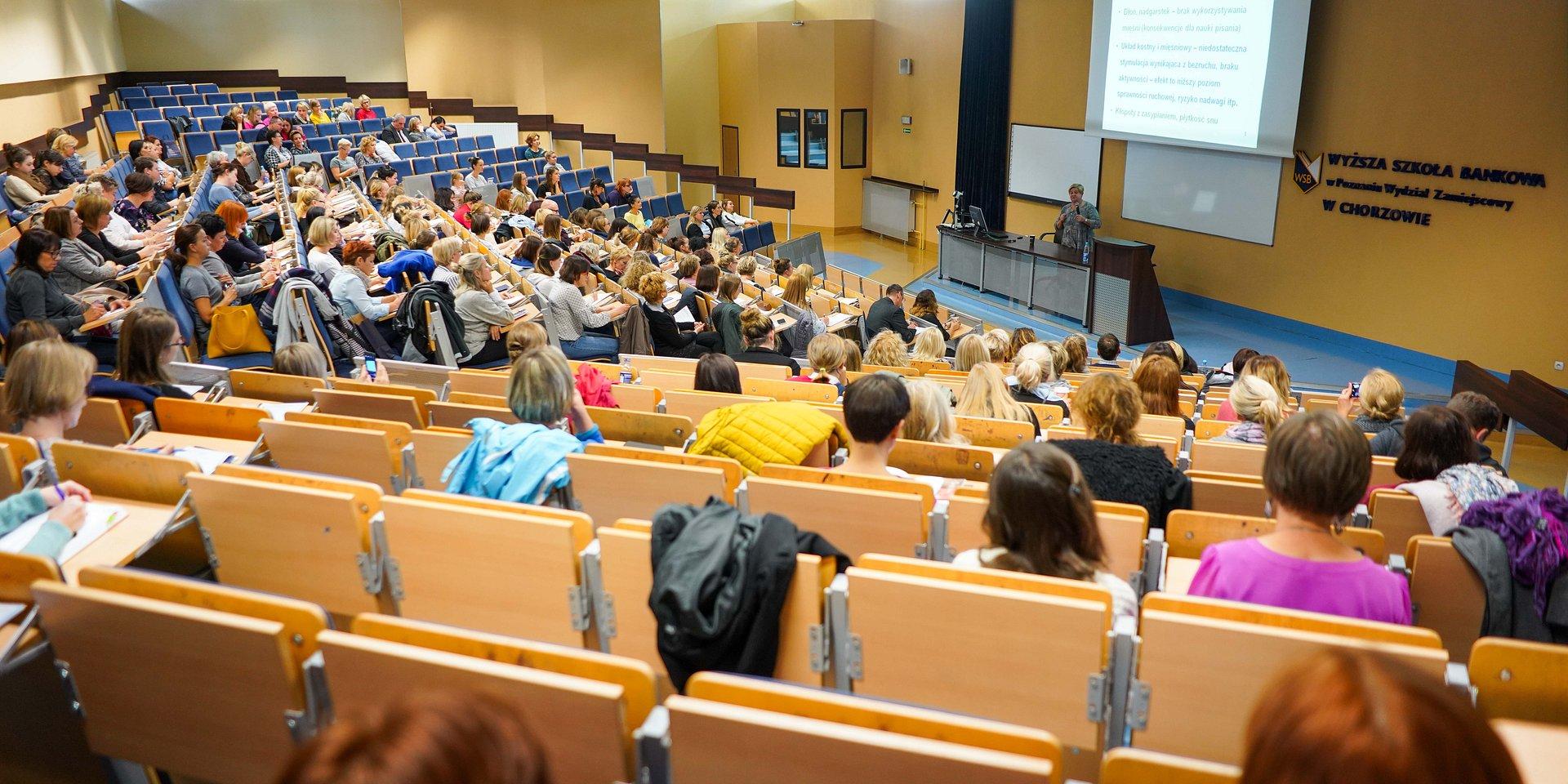 Nuda nie taka zła! Dr Piotrowska z wykładem w Bankowej