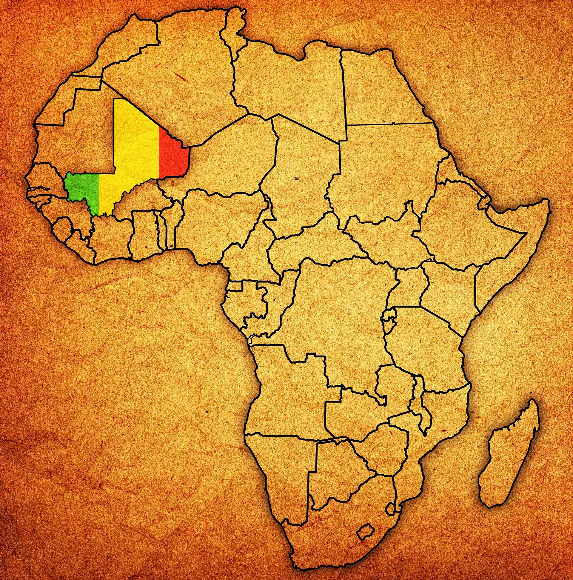 Pierwsze finansowanie eksportu do Mali