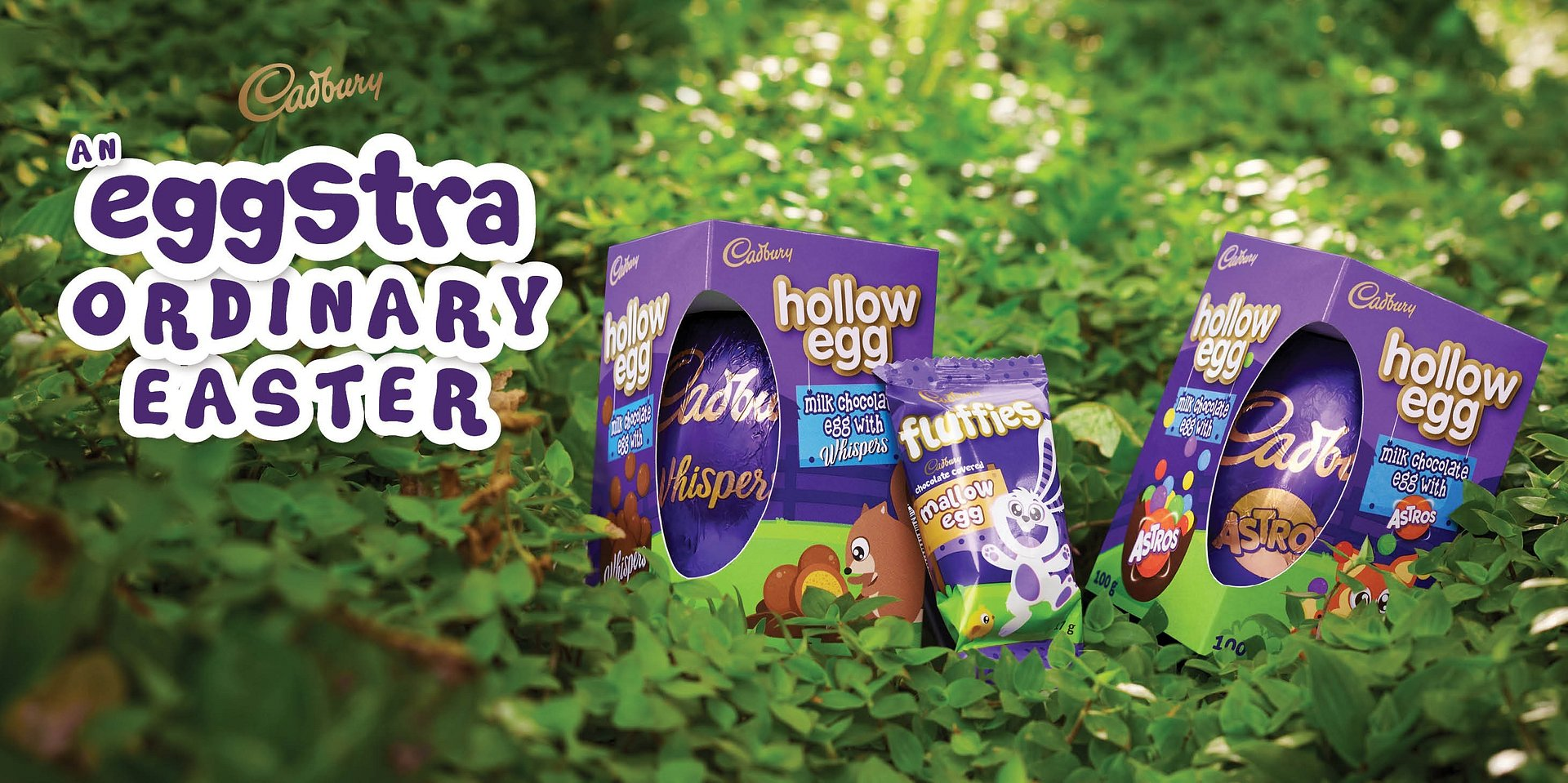 Cadbury Fluffies are back for another EGGstra-ordinary Easter