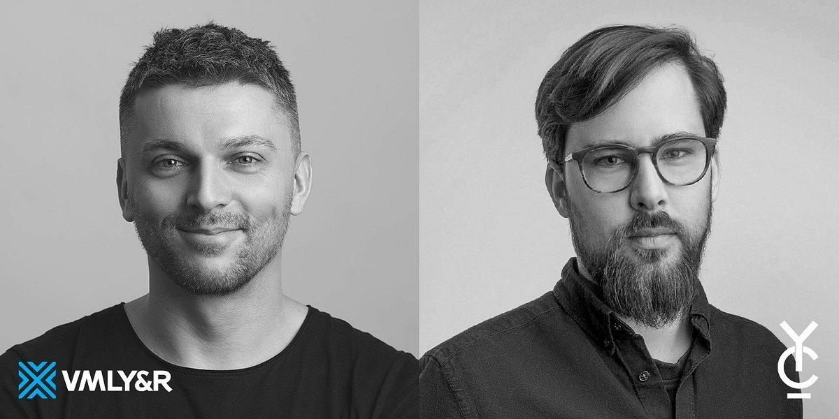 Łukasz Majewski i Mikołaj Stefański w jury tegorocznej edycji Young Creatives Cannes