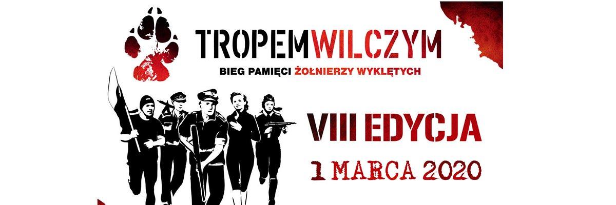 """PKO Bank Polski zaprasza na 8. Bieg """"Tropem Wilczym"""""""