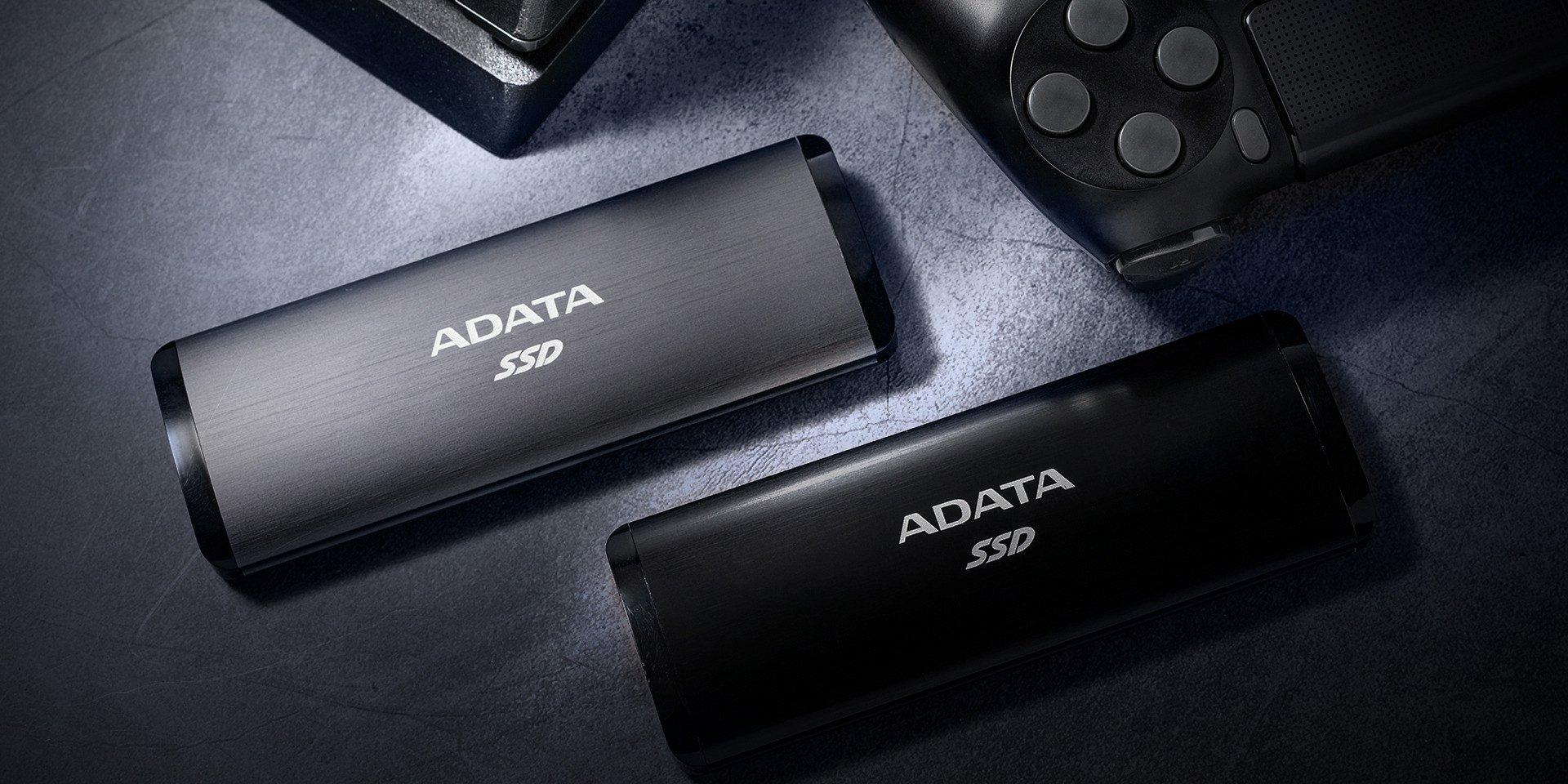 Nowość: Adata SE760. Kopiuje 10 GB danych w 20 sekund!