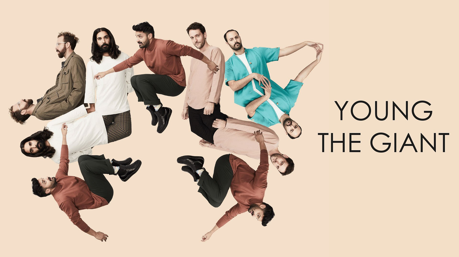 Young the Giant en El Plaza Condesa