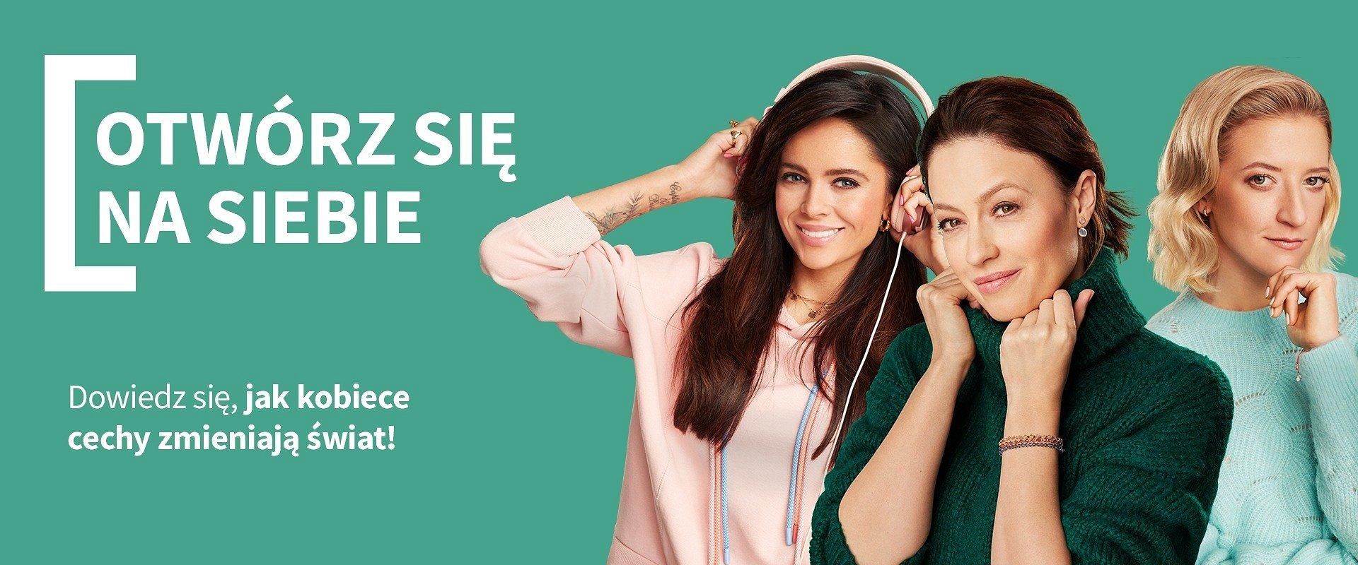 Magdalena Różczka, Gabi Drzewiecka i Lara Gessler w nowej kampanii Porta