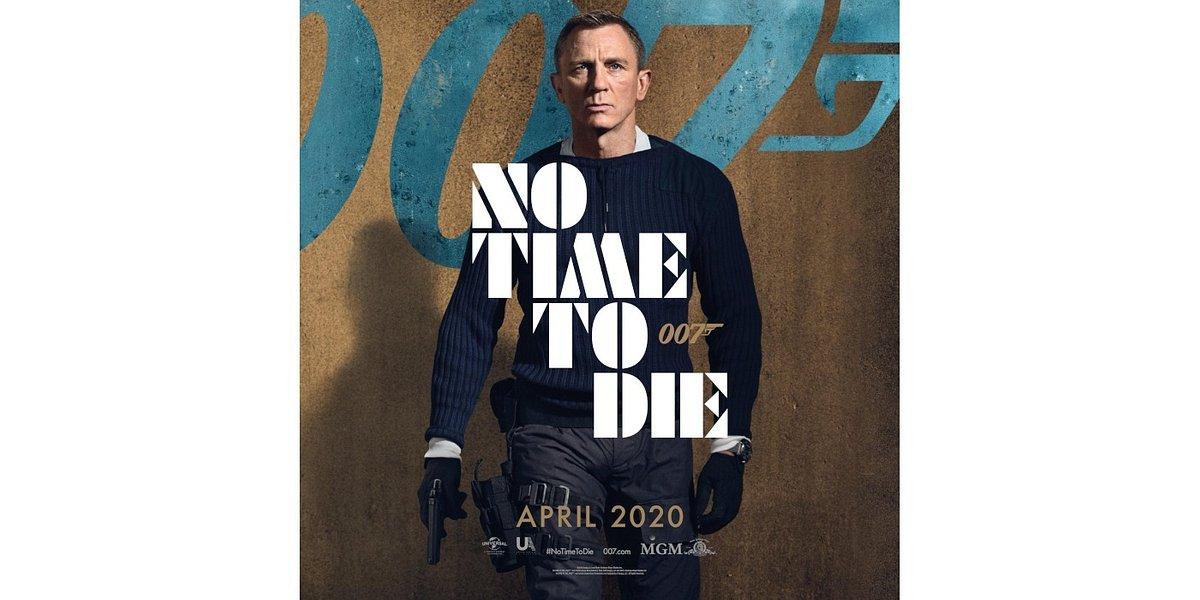 """Ścieżka dźwiękowa z """"Nie czas umierać"""" pod koniec marca w sprzedaży"""