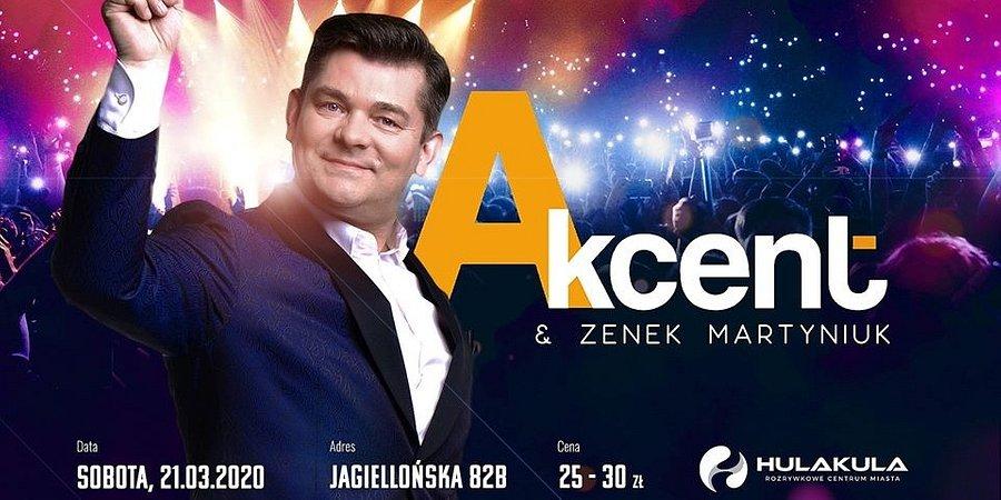 Król powraca na scenę Hulakula! Zenon Martyniuk i Akcent zagrają ponownie już w marcu