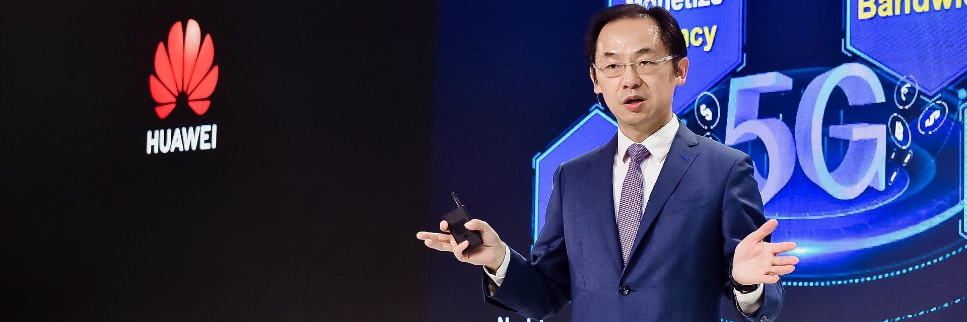 Huawei prezentuje nowe produkty i rozwiązania 5G