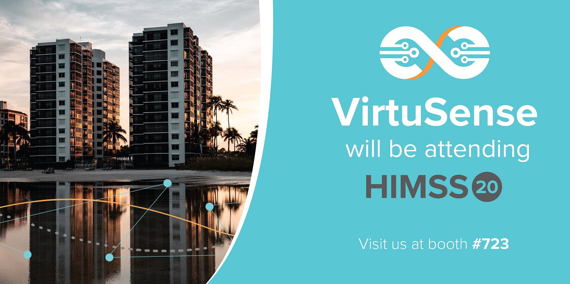 VirtuSense to Showcase VSTAlert at HIMSS20