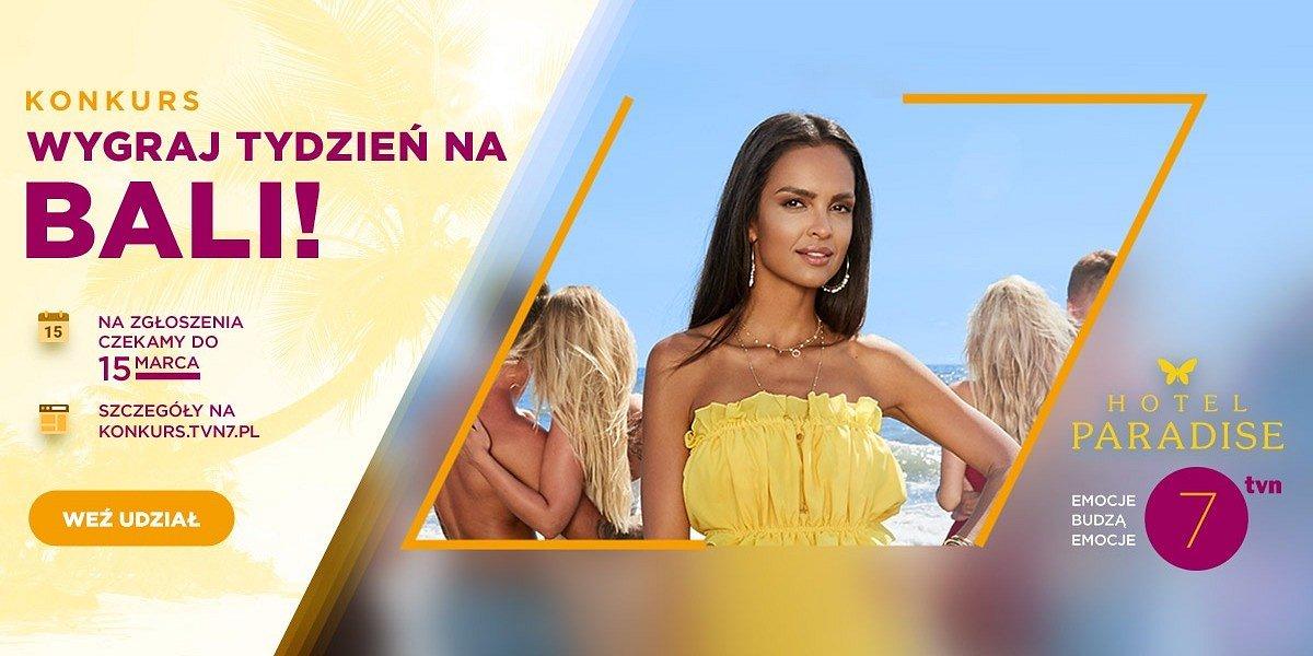 """Konkurs """"Hotelu Paradise"""" - do wygrania wyjazd na Bali!"""