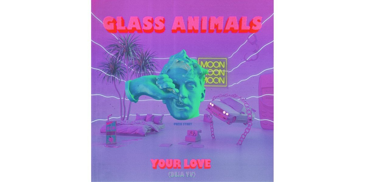 "Glass Animals z nowym singlem ""Your Love (Déjà vu)"""
