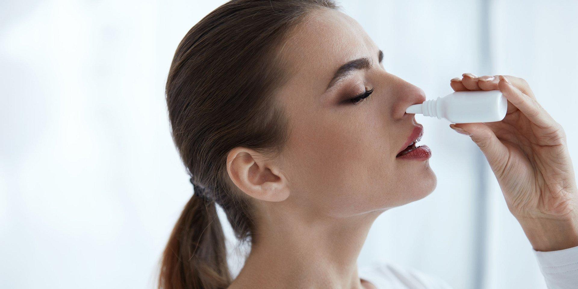 Sulfarinol wycofany przez GIF. Popularne krople do nosa zanieczyszczone