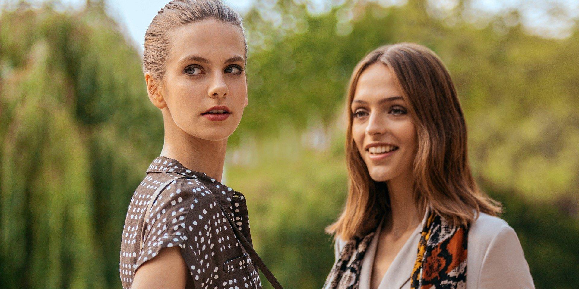 Kolekcja wiosna-lato 2020 marki Solar #ModnaSztuka.