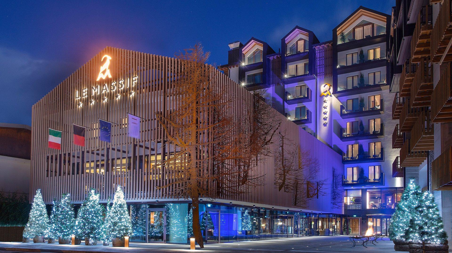Le Massif Hotel by Concreta