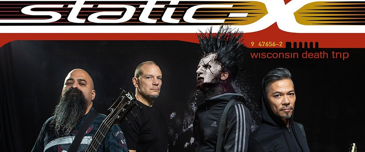 Static-X na Pol'and'Rock Festival
