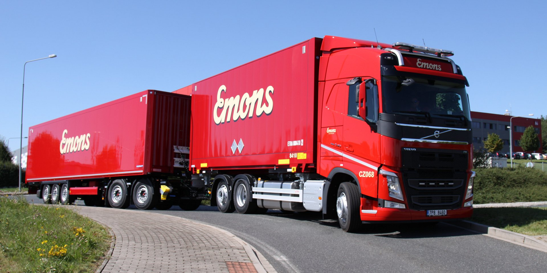 EMONS Spedice acquires 10,000 sqm of warehouse space in Prague and Brno for further expansion