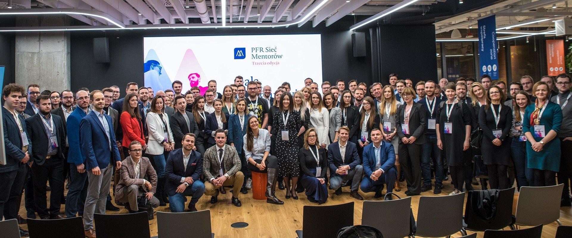 Polscy start-upowcy ze wsparciem czołowych praktyków biznesu dzięki Sieci Mentorów PFR