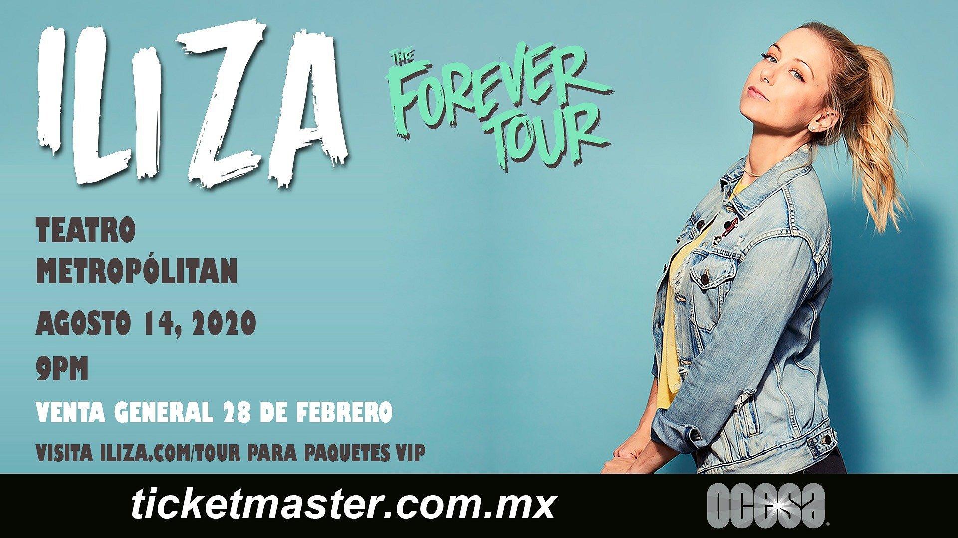 Iliza Shlesinger anuncia fecha en México