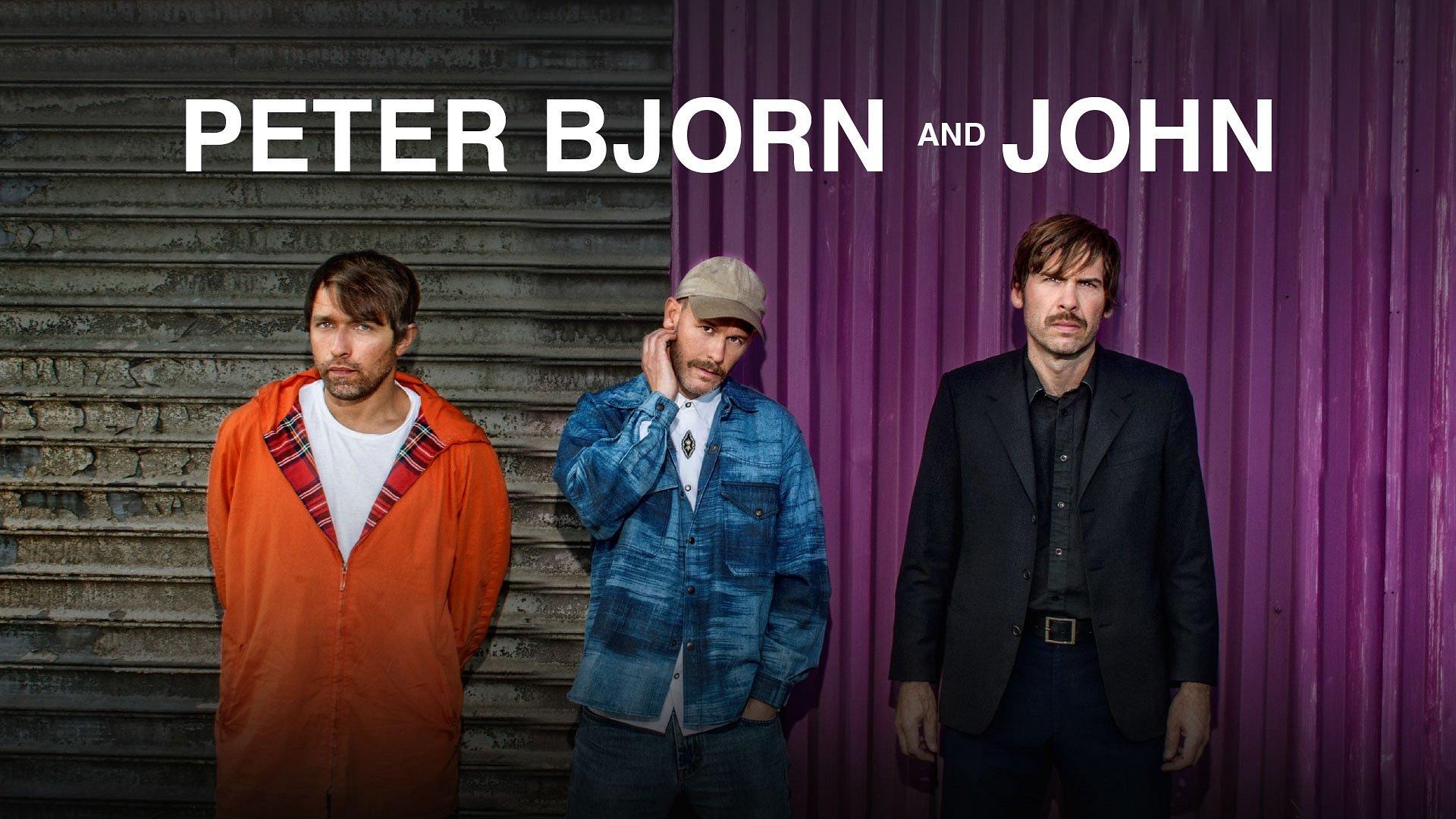 """Peter, Bjorn and John presentarán """"Endless Dream"""" en El Plaza Condesa"""