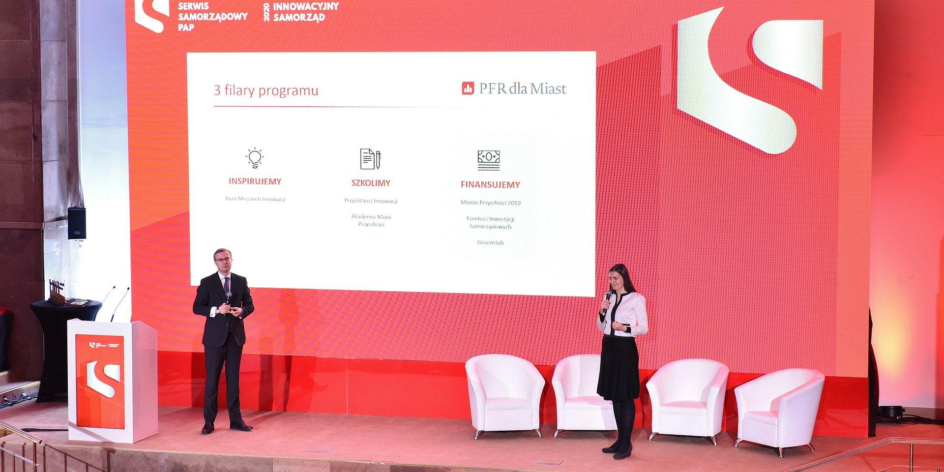 """Nowy program """"PFR dla Miast"""" wesprze samorządy w tworzeniu innowacyjnych rozwiązań - od inspiracji do realizacji"""