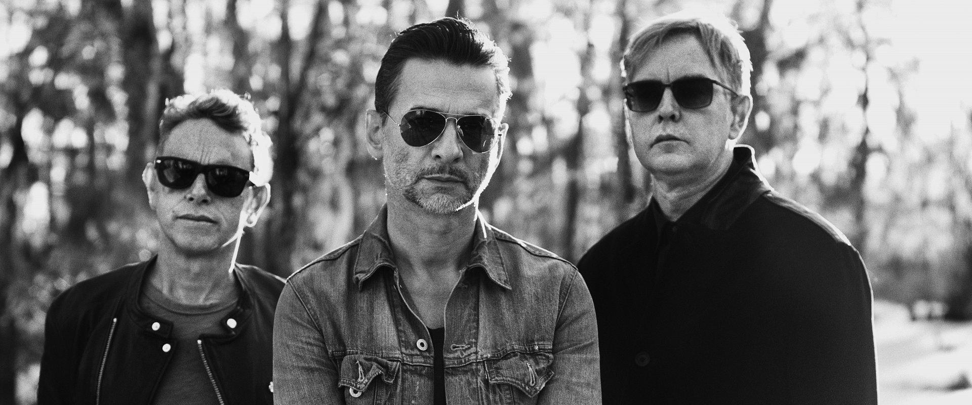 Premiera nagrania z koncertu i filmu dokumentalnego Depeche Mode na DVD wkrótce!