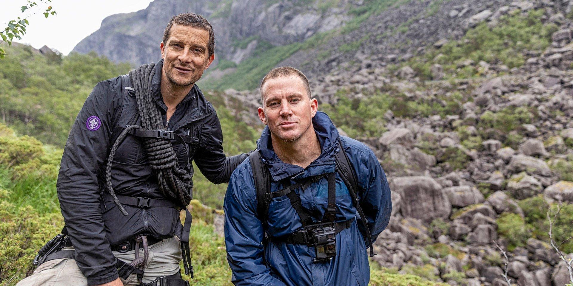 Wielkie morsowanie z Bearem Gryllsem i National Geographic