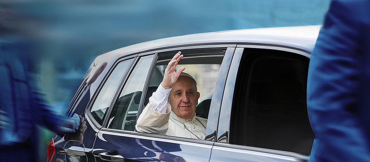 Wylicytuj samochód papieża Franciszka na charytatywni.allegro.pl