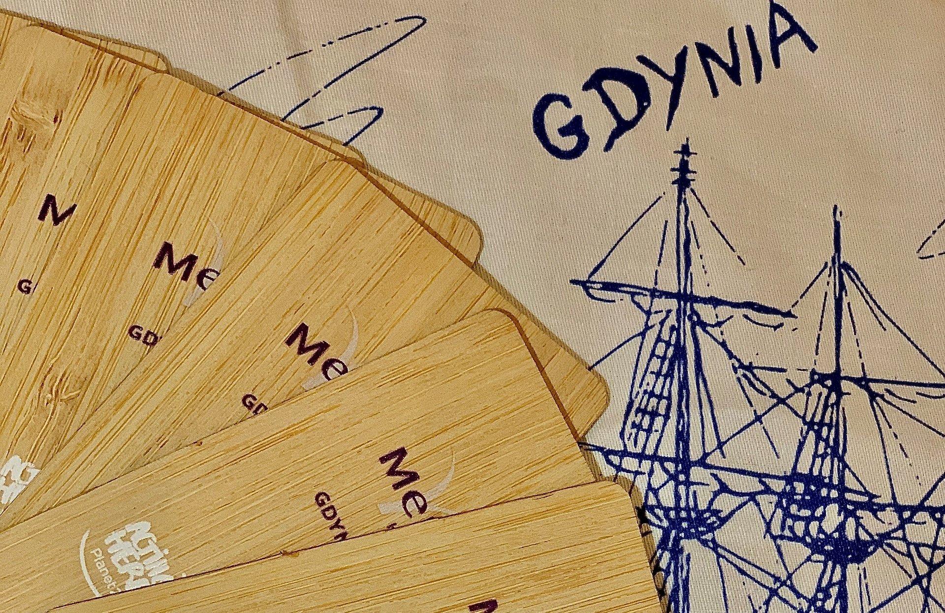 Bambusowe karty do pokoi w Mercure Gdynia Centrum
