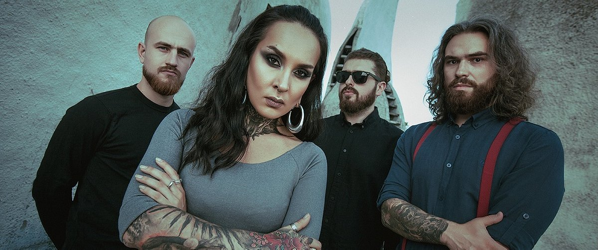 Jinjer na Pol'and'Rock Festival