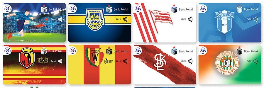 Nowa, odmieniona #OficjalnaKartaEkstraklasy dla klientów PKO Banku Polskiego