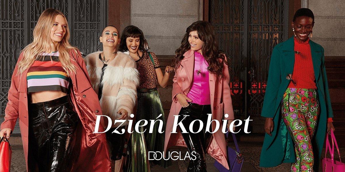 Świętuj Dzień Kobiet z Douglas i Lidią Kalitą!