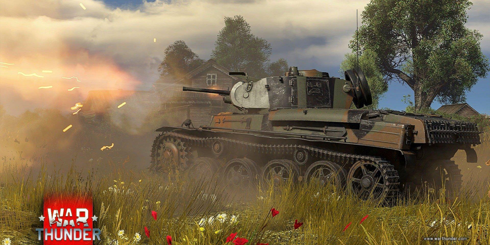 Svéd tankok gördülnek a War Thunder felé