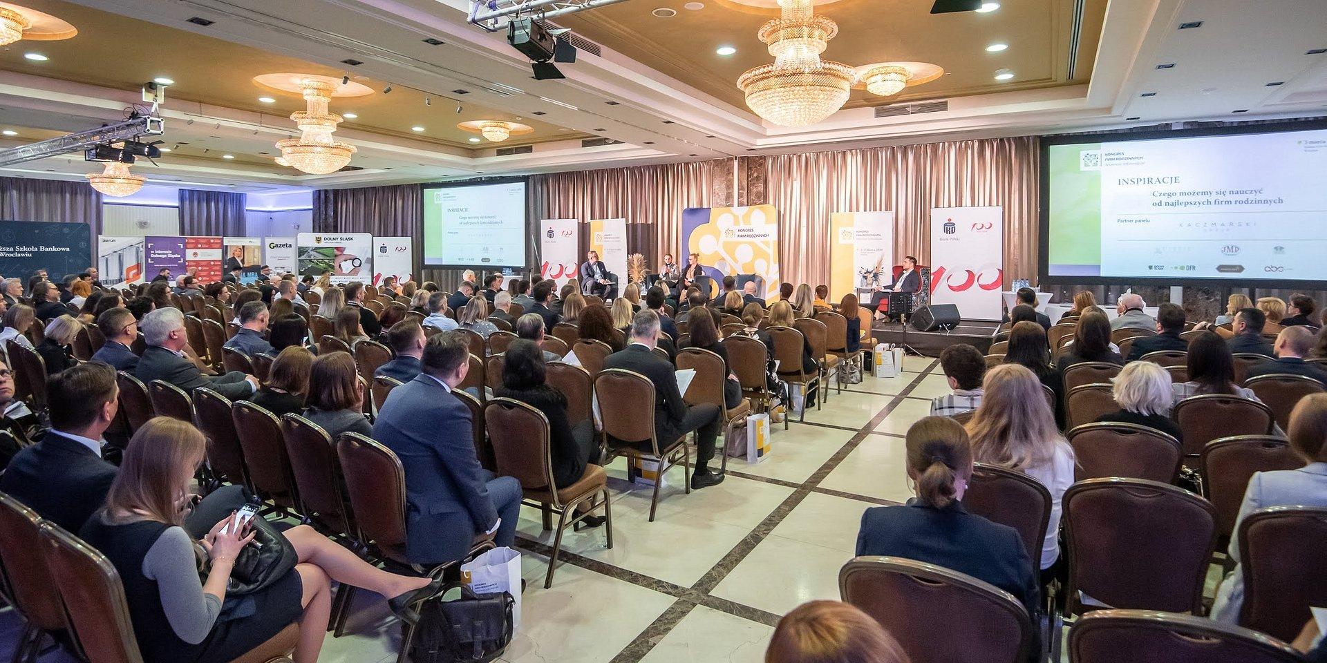 Dolnośląscy przedsiębiorcy spotkali się na Kongresie we Wrocławiu
