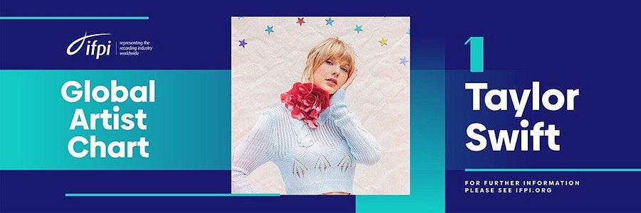 Taylor Swift artystką roku 2019