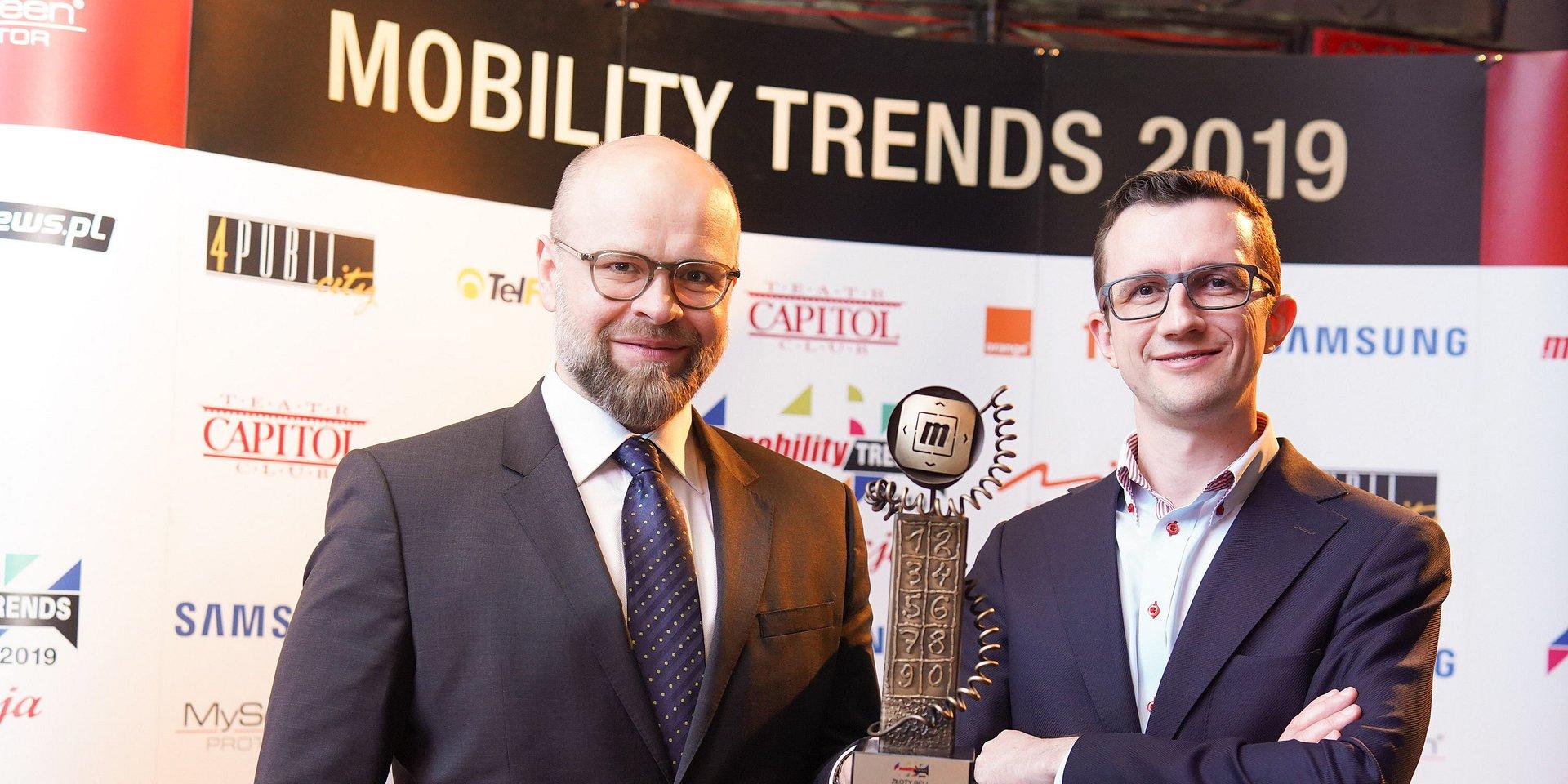IKO zwycięzcą konkursu Mobility Trends