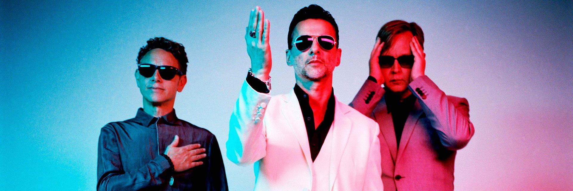 Violator - kolejny tytuł z serii winylowych boxów Depeche Mode