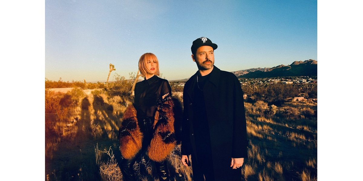 "Phantogram z czwartym albumem ""Ceremony"""