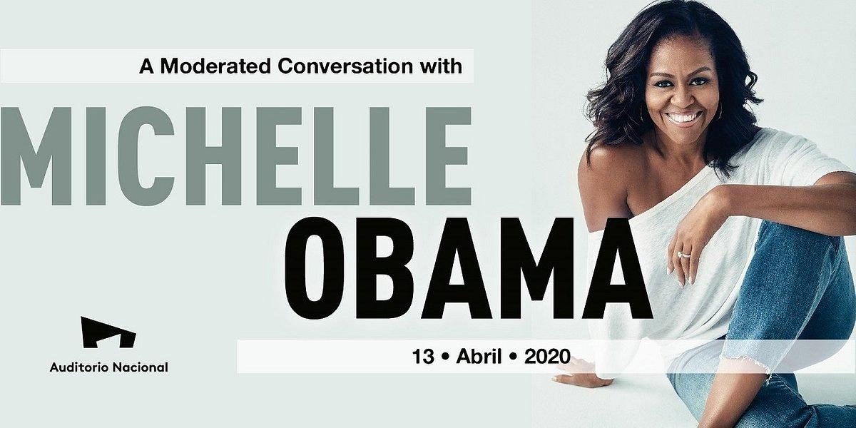 Una Conversación Moderada con Michelle Obama