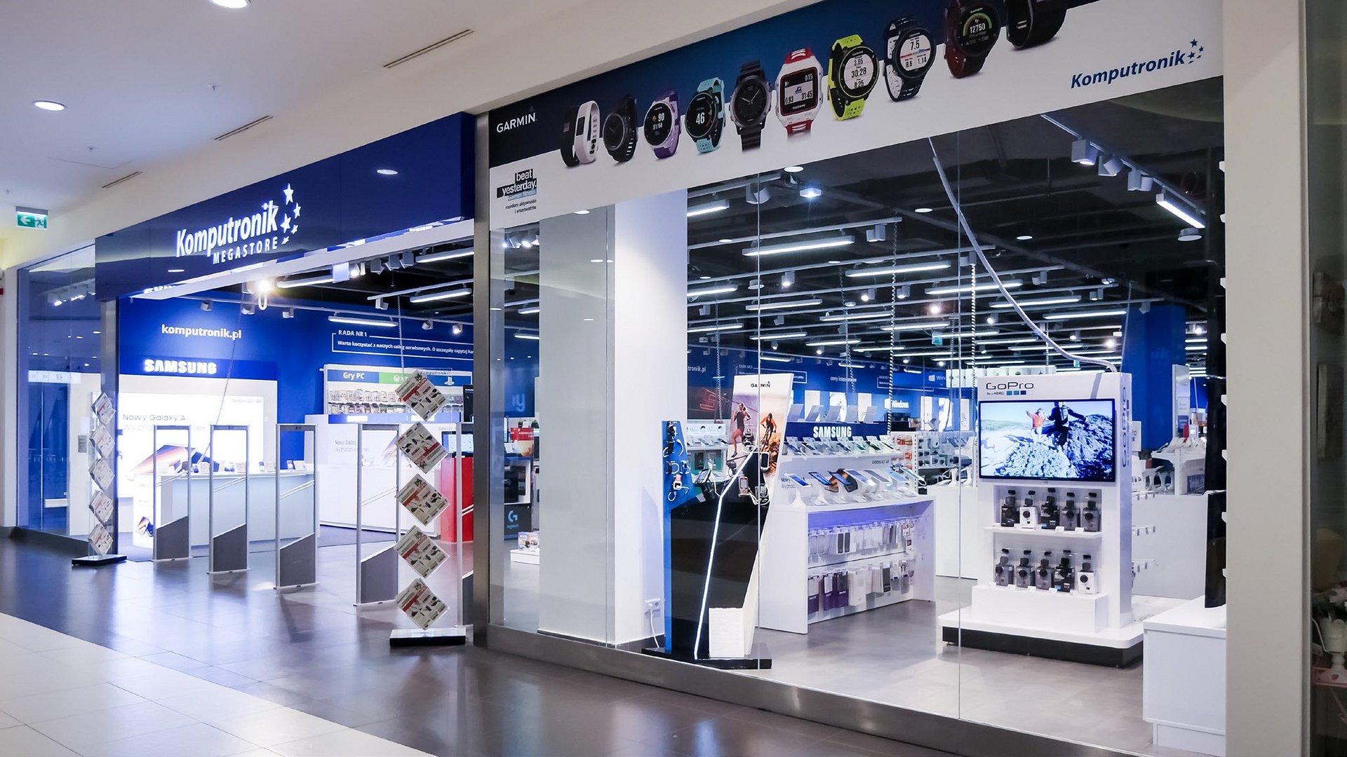 Klienci Komputronik mogą czuć się bezpiecznie. Poznańska firma w dalszym ciągu będzie prowadzić normalną sprzedaż