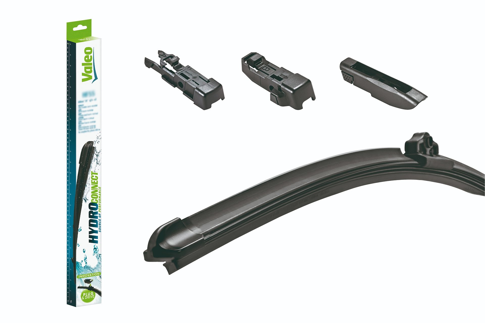 Valeo HydroConnect – premium wipers available to everyone