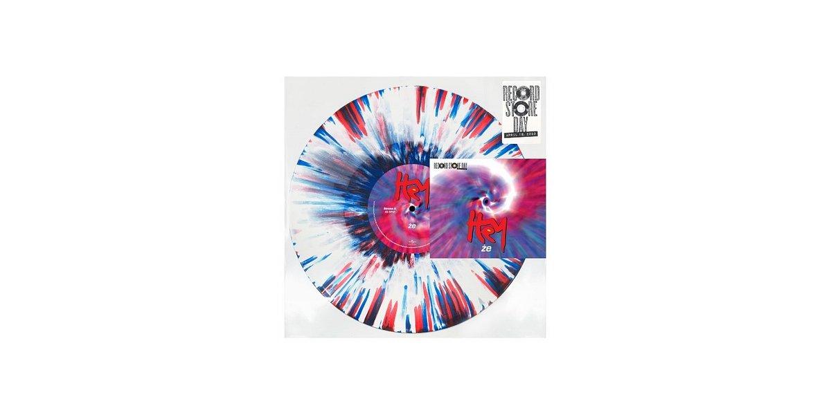 """HEY – singiel """"Że"""" na Record Store Day 2020!"""