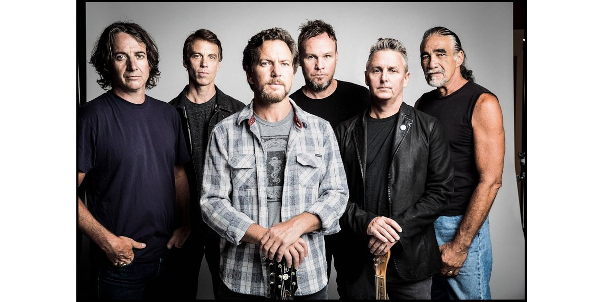 Pearl Jam Gigaton – multimedialny odsłuch na wielkim ekranie tylko w Dolby ATMOS!