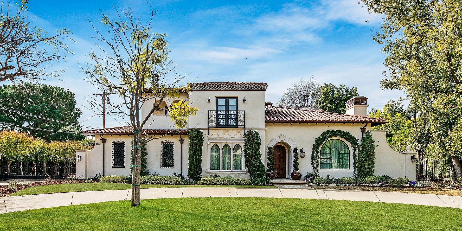 Coldwell Banker Realty Lists a San Marino Property for $7.68 Million