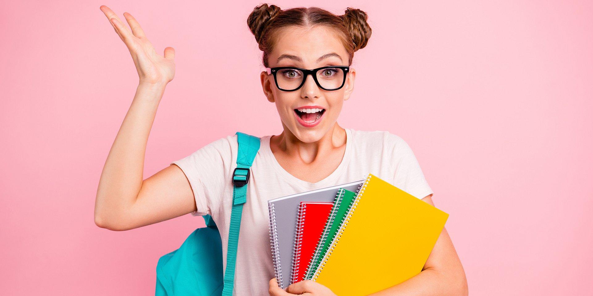 Uparty jak nastolatek - czyli jak przekonać dziecko do noszenia okularów?